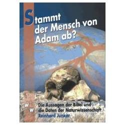 Stammt der Mensch von Adam ab?
