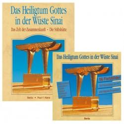 Das Heiligtum Gottes ... Paket (Buch und CD)