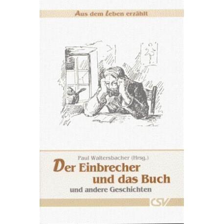 Der Einbrecher und das Buch