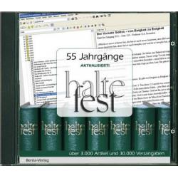 Halte fest 1958-2012 (CD-ROM)