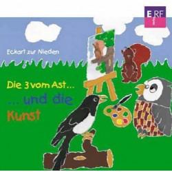 Die 3 vom Ast und die Kunst (CD)