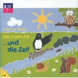 Die 3 vom Ast und die Zeit (CD)