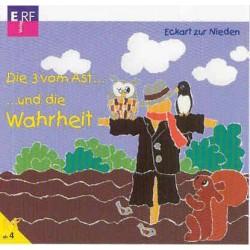 Die 3 vom Ast und die Wahrheit (CD)