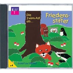Die 3 vom Ast als Friedensstifter (CD)