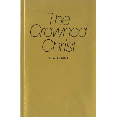 The Crowned Christ (Englisch)