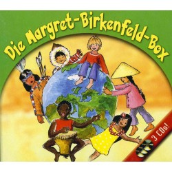 Die Margret-Birkenfeld-Box (3 CDs)