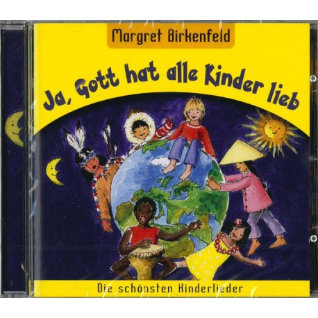 Ja, Gott hat alle Kinder lieb (CD)