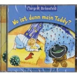 Wo ist denn mein Teddy? (CD)