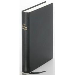 Standardbibel, Kunstleder, schwarz