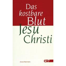 Das kostbare Blut Christi