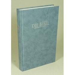 Standardbibel, Baladek, grau-blau