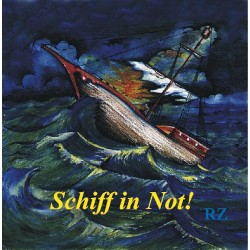 Schiff in Not