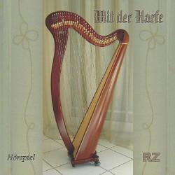 Mit der Harfe