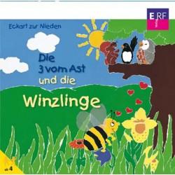 Die 3 vom Ast und die Winzlinge (CD)