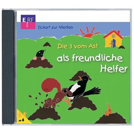 Die 3 vom Ast als freundliche Helfer (CD)