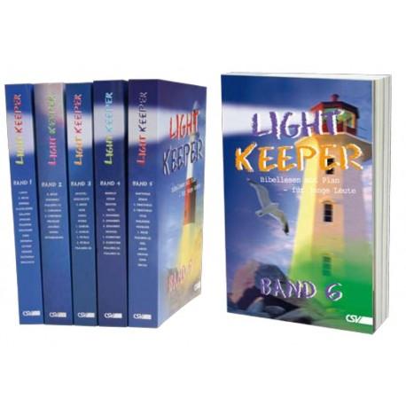 LightKeeper - Band 1 bis Band 6 (Paketpreis)