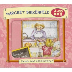 Margret-Birkenfeld Box (3 CDs)
