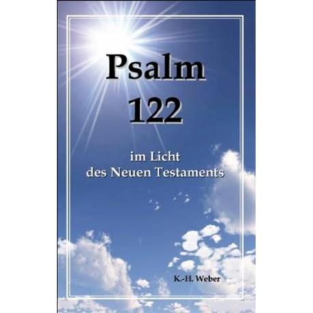 Psalm 122 im Licht des Neuen Testaments