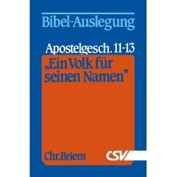 Ein Volk für seinen Namen - Apostelgeschichte 11-13