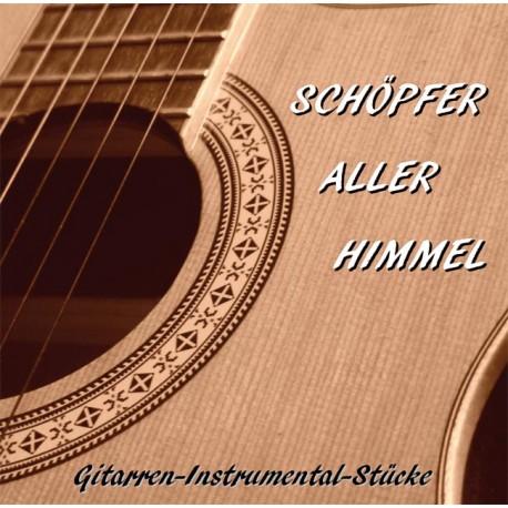 Schöpfer aller Himmel (CD)