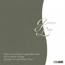 Geistliche Lieder, erweiterte Auflage (CD)