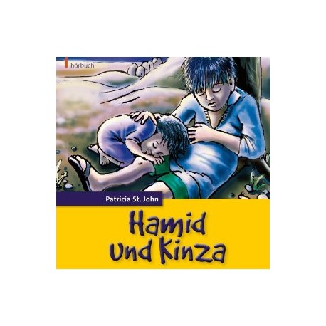 Hamid und Kinza (1 CD MP3)
