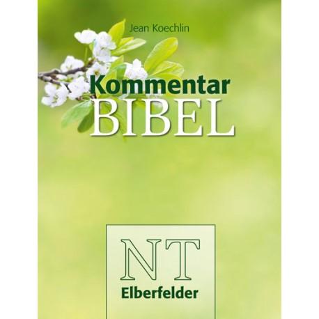 Kommentarbibel zum NT Elberfelder