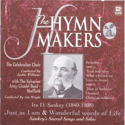 Hymn Makers - Just as I am & Wonderful words of Life (2 CDs)