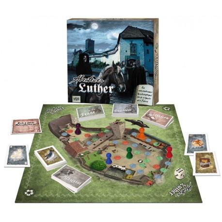 """Gesellschaftsspiel """"Abenteuer Luther"""""""