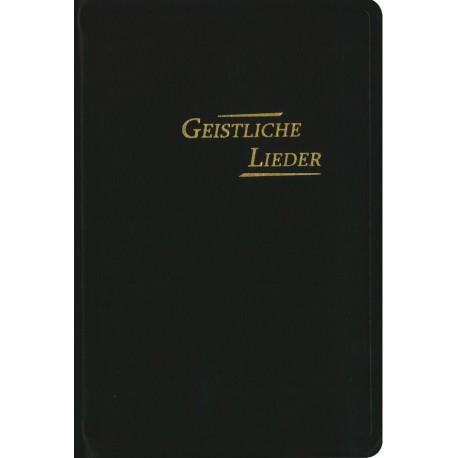 Geistliche Lieder - Erweiterte Auflage (groß)