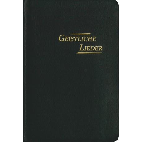 Geistliche Lieder - Erweiterte Auflage (klein)