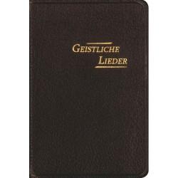Geistliche Lieder, Ziegenleder - klein