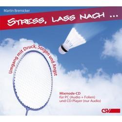 Stress lass nach (CD)