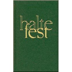 Halte Fest (1958-2012) - 52 Bände!