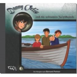 Danny Orlis und die seltsamen Waldbrände (CD, Hörspiel)