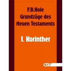 Grundzüge des Neuen Testaments - 1. Korinther (E-Book)