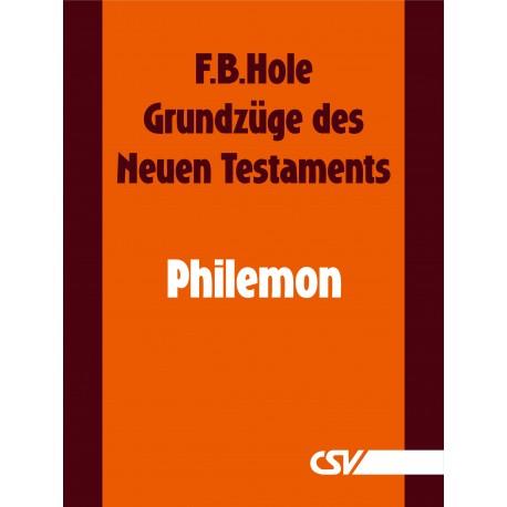 Grundzüge des Neuen Testaments - Philemon (E-Book)