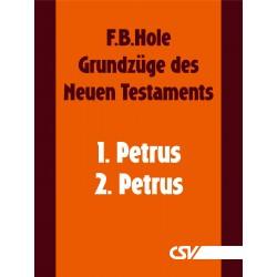 Grundzüge des Neuen Testaments - 1. & 2. Petrus (E-Book)