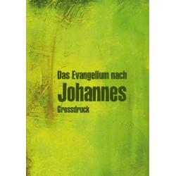 Großdruck Johannes-Evangelium