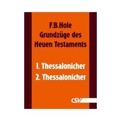 Grundzüge des Neuen Testaments - Thessalonicher (E-Book)