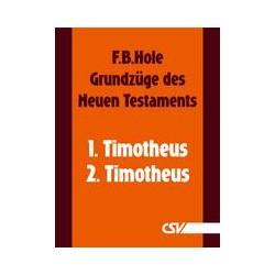 Grundzüge des Neuen Testaments - Timotheus (E-Book)
