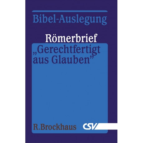 Gerechtfertigt aus Glauben (E-Book)