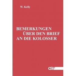 Bemerkungen über den Brief an die Kolosser (E-Book)