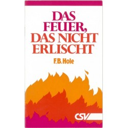 Das Feuer, das nicht erlischt (Kostenloses E-Book)