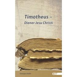 Timotheus - Diener Jesu Christi (E-Book)