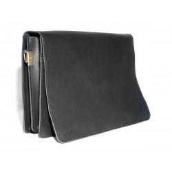 Bibeltasche für kleine Schreibrand- und Standardbibel, schwarz