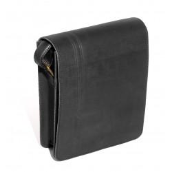 Bibeltasche für große und kleine Taschenbibel, schwarz