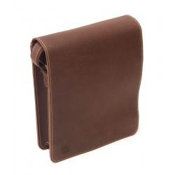 Bibeltasche für große und kleine Taschenbibel, braun