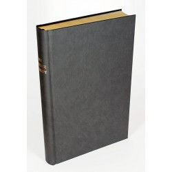Hausbibel, Goldschnitt, alte Elberfelder Übersetzung