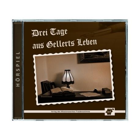 Drei Tage aus Gellerts Leben CD